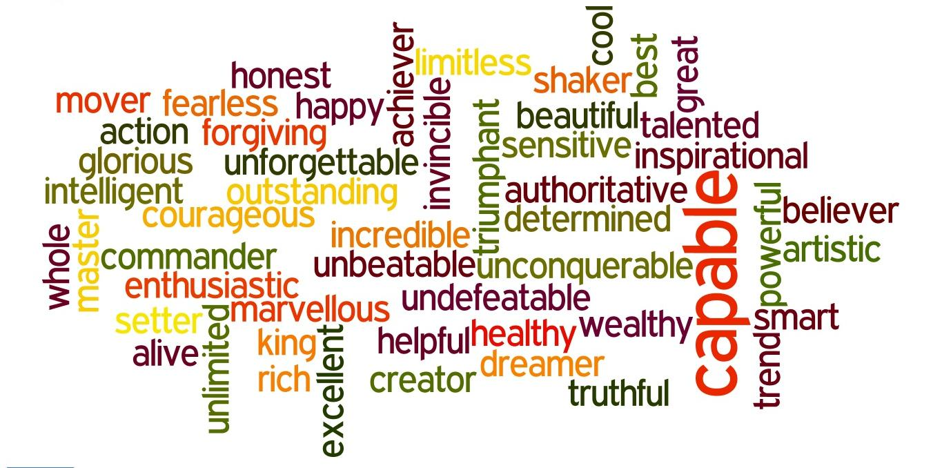 The power of language: Positive promotional words