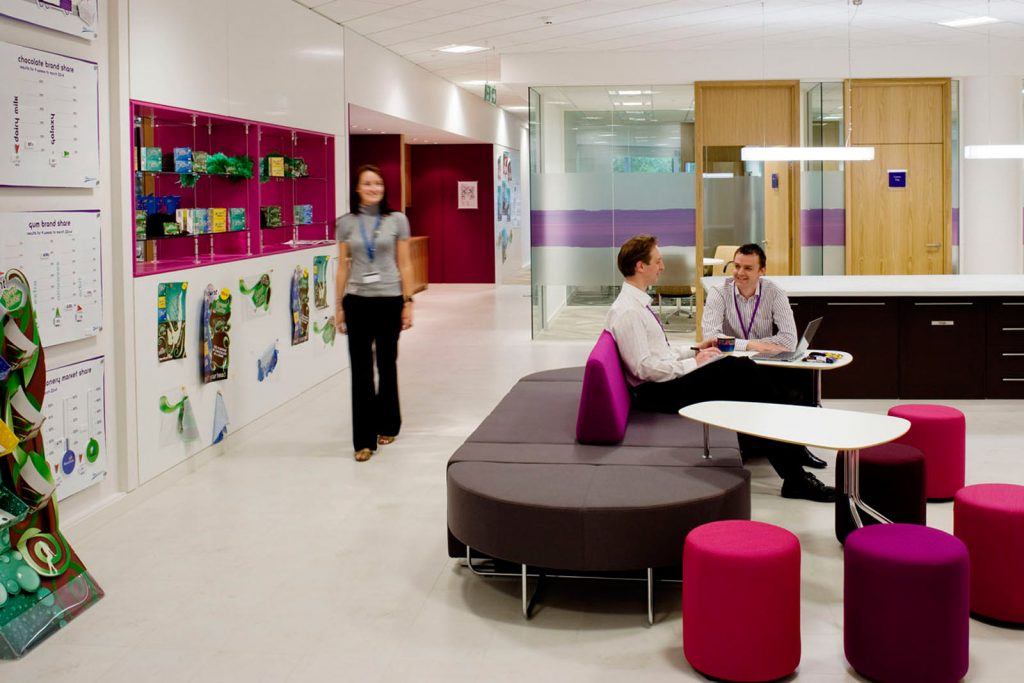 Modern Office Design - Photo Courtesy of: K2 Space