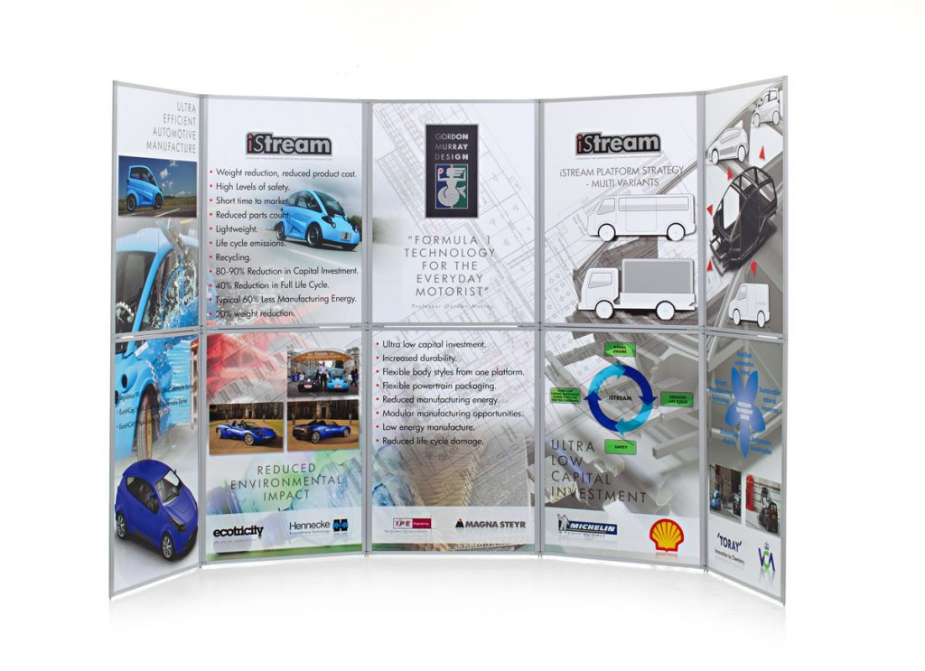 Printed Display Boards