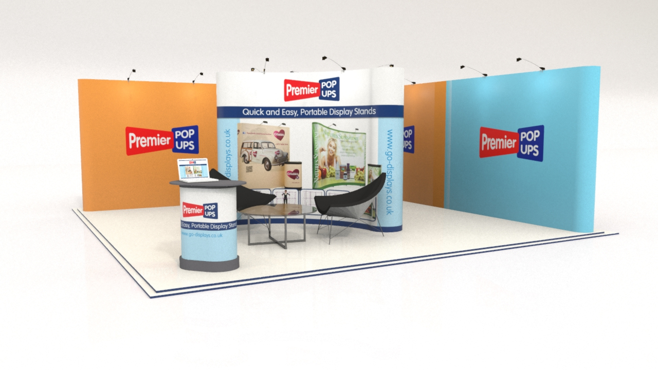 Display Exhibitions Stand