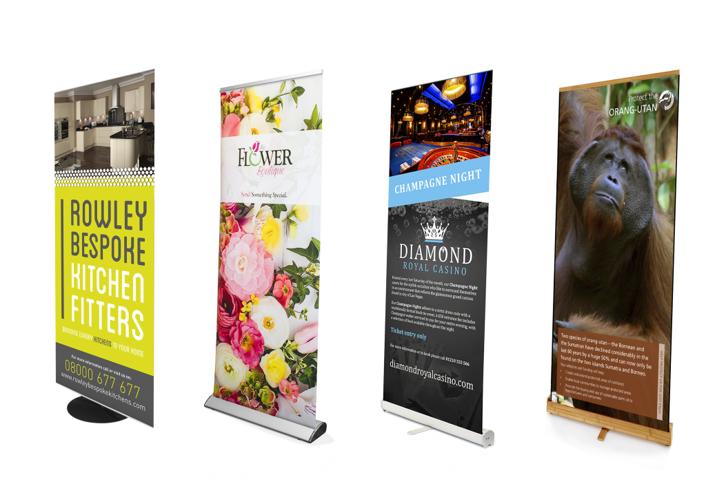 The science behind the roller banner design