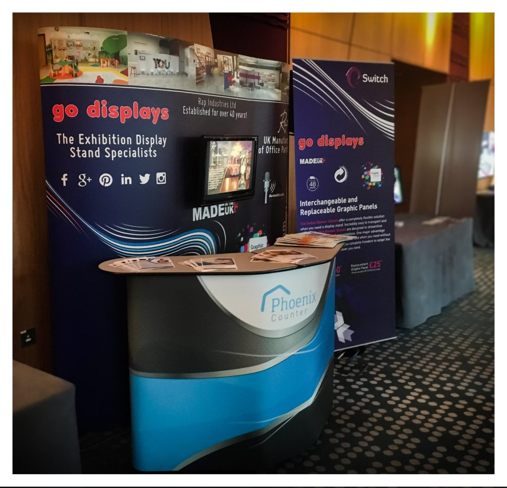 Exhibition Stand Design Trends : Design trends to consider for display stands in 2017 go displays