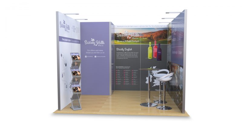 Modern Exhibition Stand Hire : Exhibition stand hire trade show stands for hire the design shop