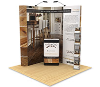 2m x 2m Exhibition Stands
