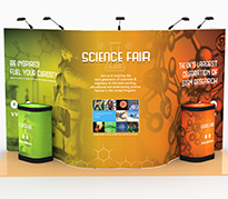 2m x 4m Exhibition Stands