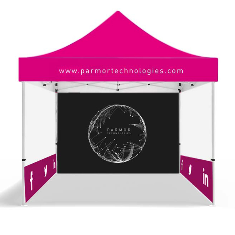 Printed Gazebos and Tents