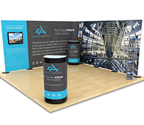 4m x 4m Exhibition Stands