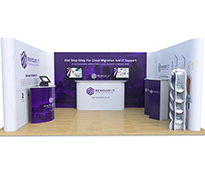 4m x 5m Exhibition Stands