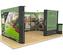 4m x 6m Exhibition Stands