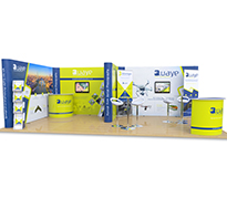 4m x 7m Exhibition Stands