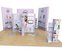 6m x 6m Exhibition Stands