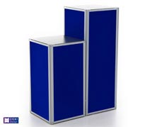 Folding Display Plinths
