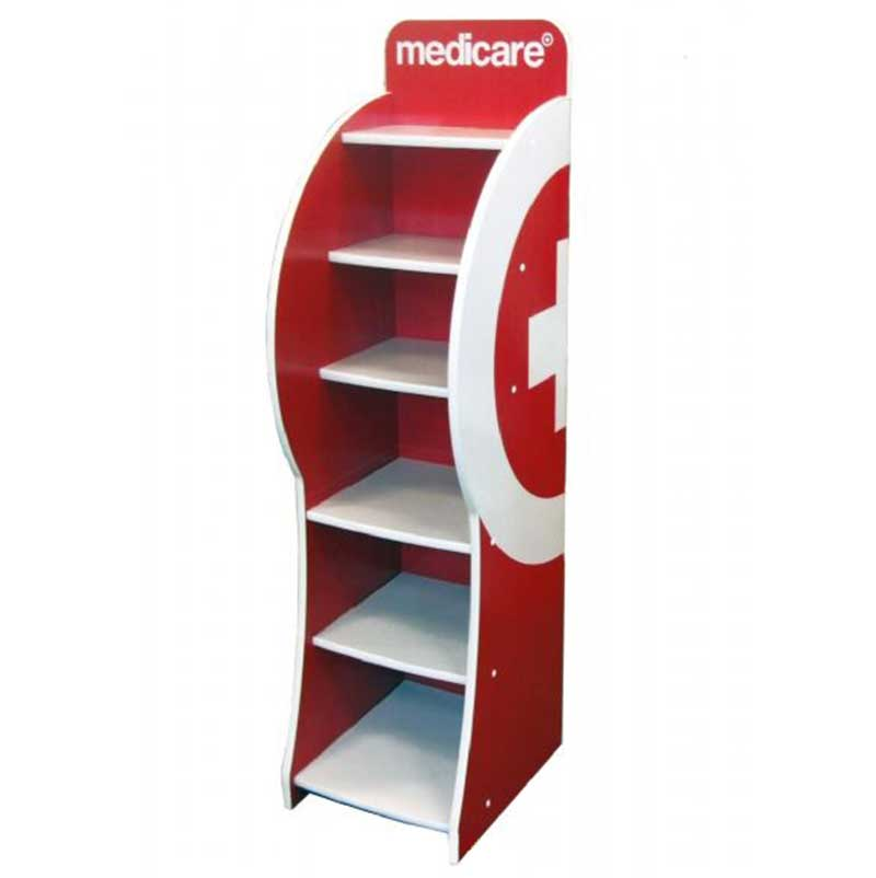 Literature Stands, Standees & Shelving