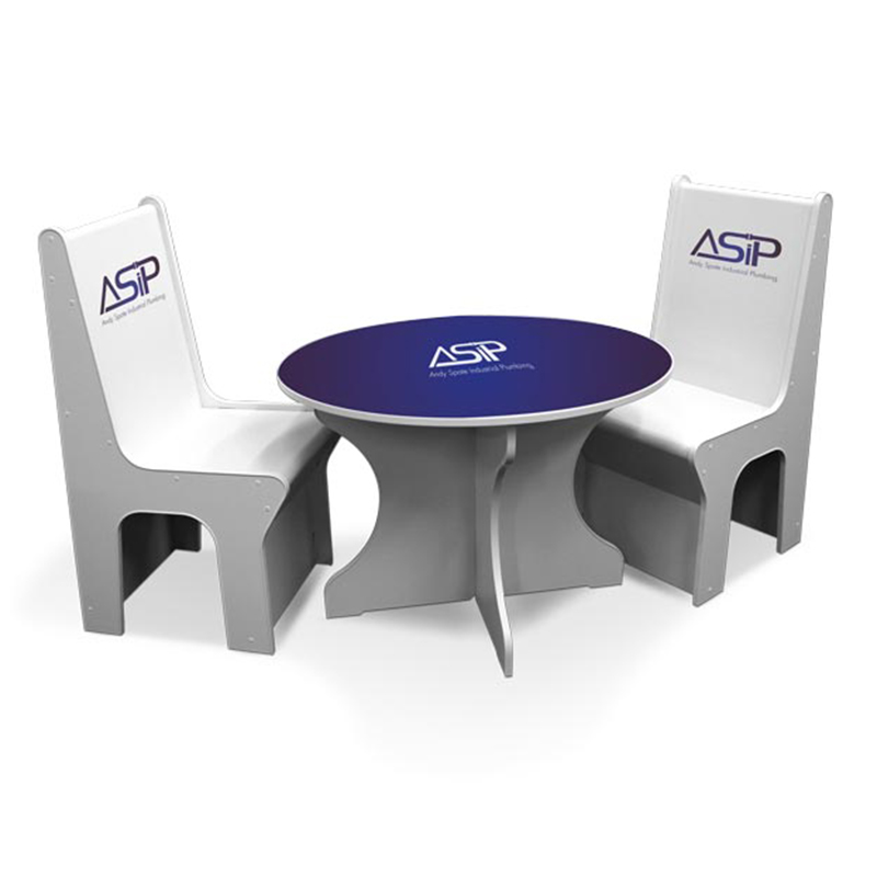 Exhibition Tables & Chairs