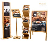 Eco Friendly Display Stands