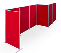 Exhibition Display Panels
