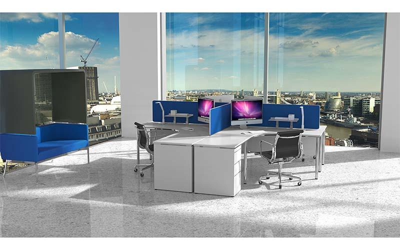 Desktop Office Screens