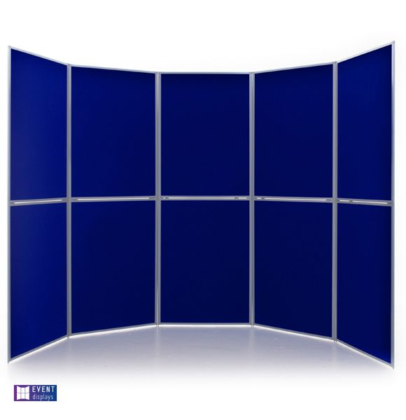 Event 10 Panel Display Boards Kit