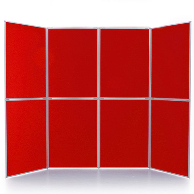 Event 8 Panel Display Boards