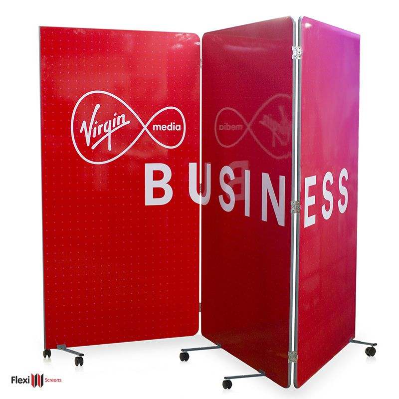 High quality Printed Concertina Room Dividers
