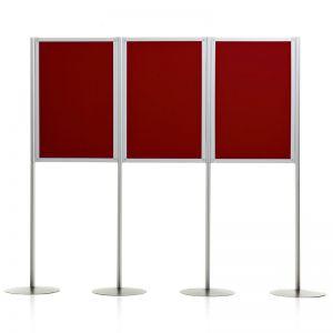 Universal 3 Small Panel Display