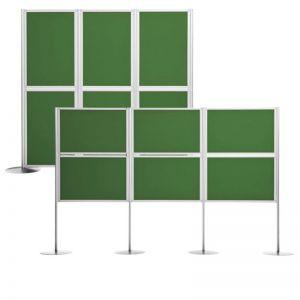 Universal 6 Small Panel Display