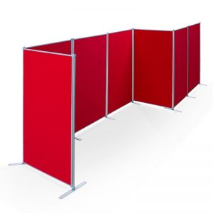 PanelFix big panel kit comes complete with 7 display boards, that can be used landscape or portrait.