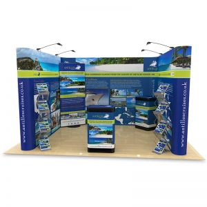3m x 4m Exhibition Stand