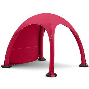 Event Tent Inflatable 3m x 3m spider frame with 1 side