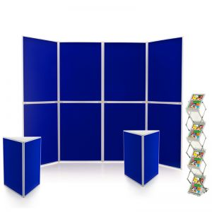 Event 8 Panel Exhibition Stand Bundle
