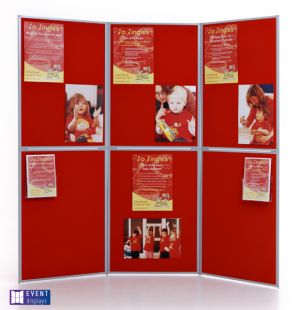 Event 6 Panel Display Board kit