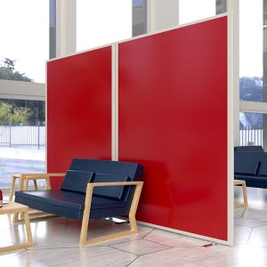 Morton Laminate Office Screens