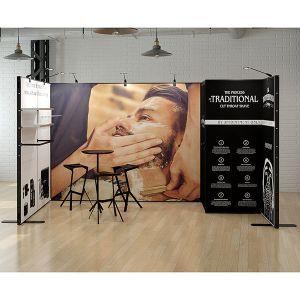 2m x 4m U Shape Multi-Fix Exhibition Stand
