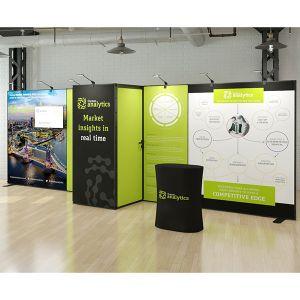 4m x 7m Multi-Fix Exhibition Stand