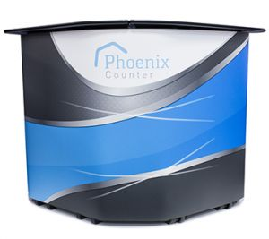 Phoenix Exhibition Counter