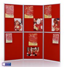 Event 6 Panel Display Board kit