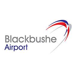 Blackbushe Airport Logo