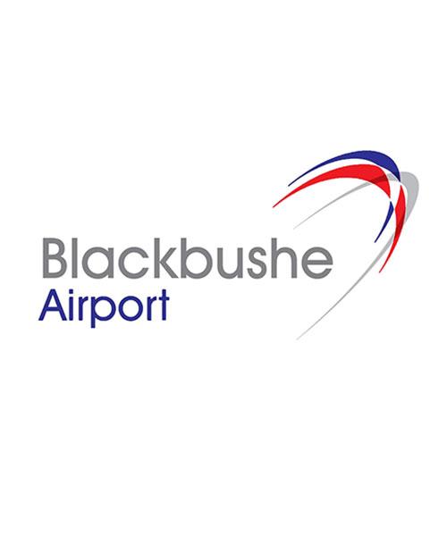 Blackbushe Airport Logo