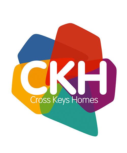 Cross Keys Home Logo