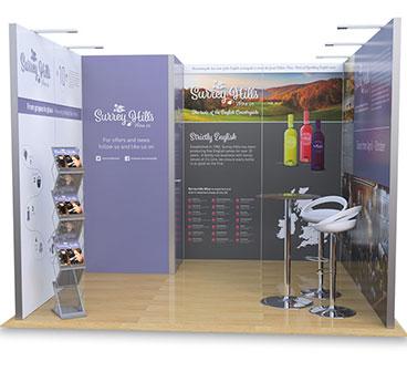 Modular Exhibition Stands Yard : Modular exhibition stands exhibition stand design