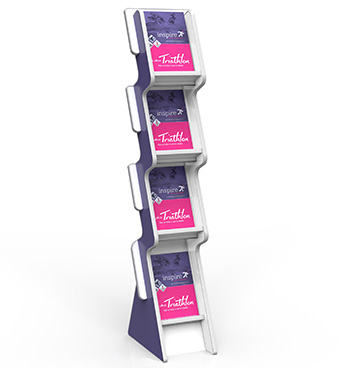 exhibition stand accessories custom made with your design