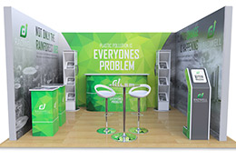Eco-Friendly displays for all occasions and environments