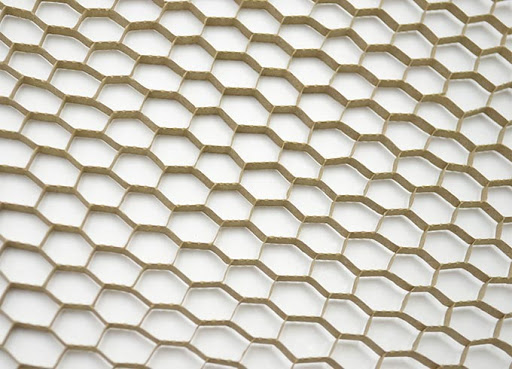 honeycomb fibre board core