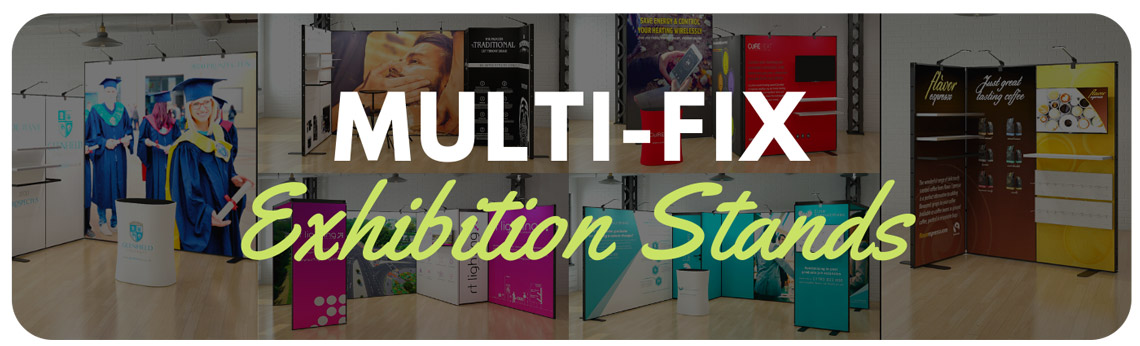 Multi-Fix Exhibition Stands