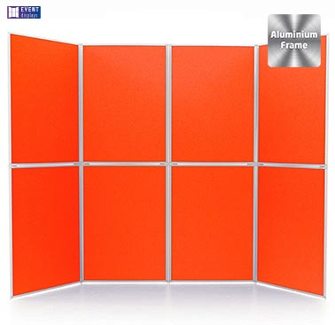 Folding Display Boards from Go Displays