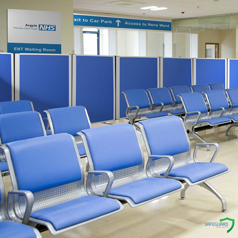 Fabric Medical Screens from Go Displays