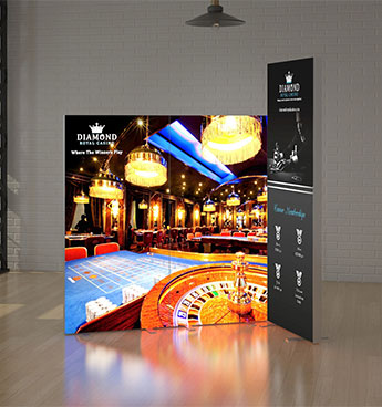 LED Light Box Displays from go displays