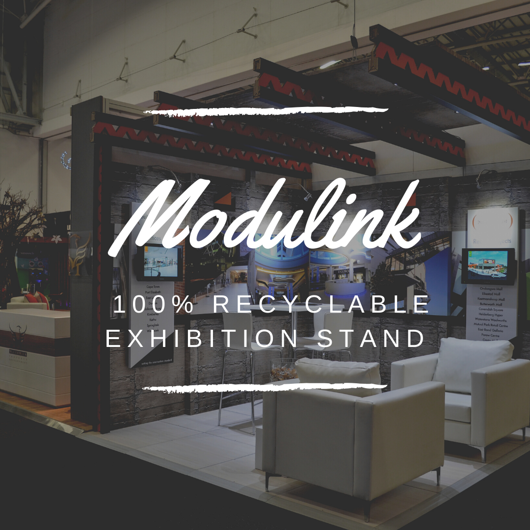 Modulink Eco-friendly Exhibition Stand