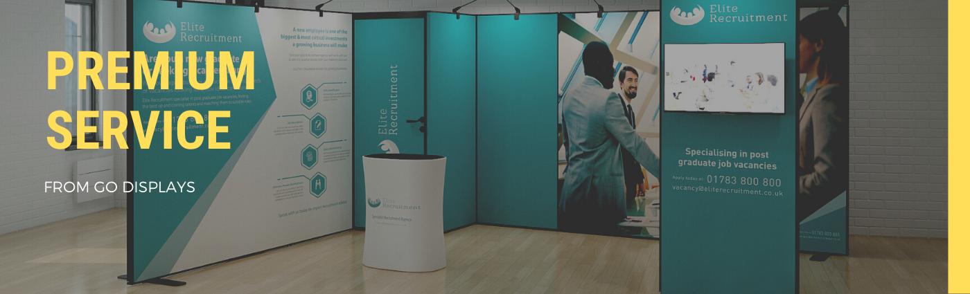 Premium Event Management from Go Displays