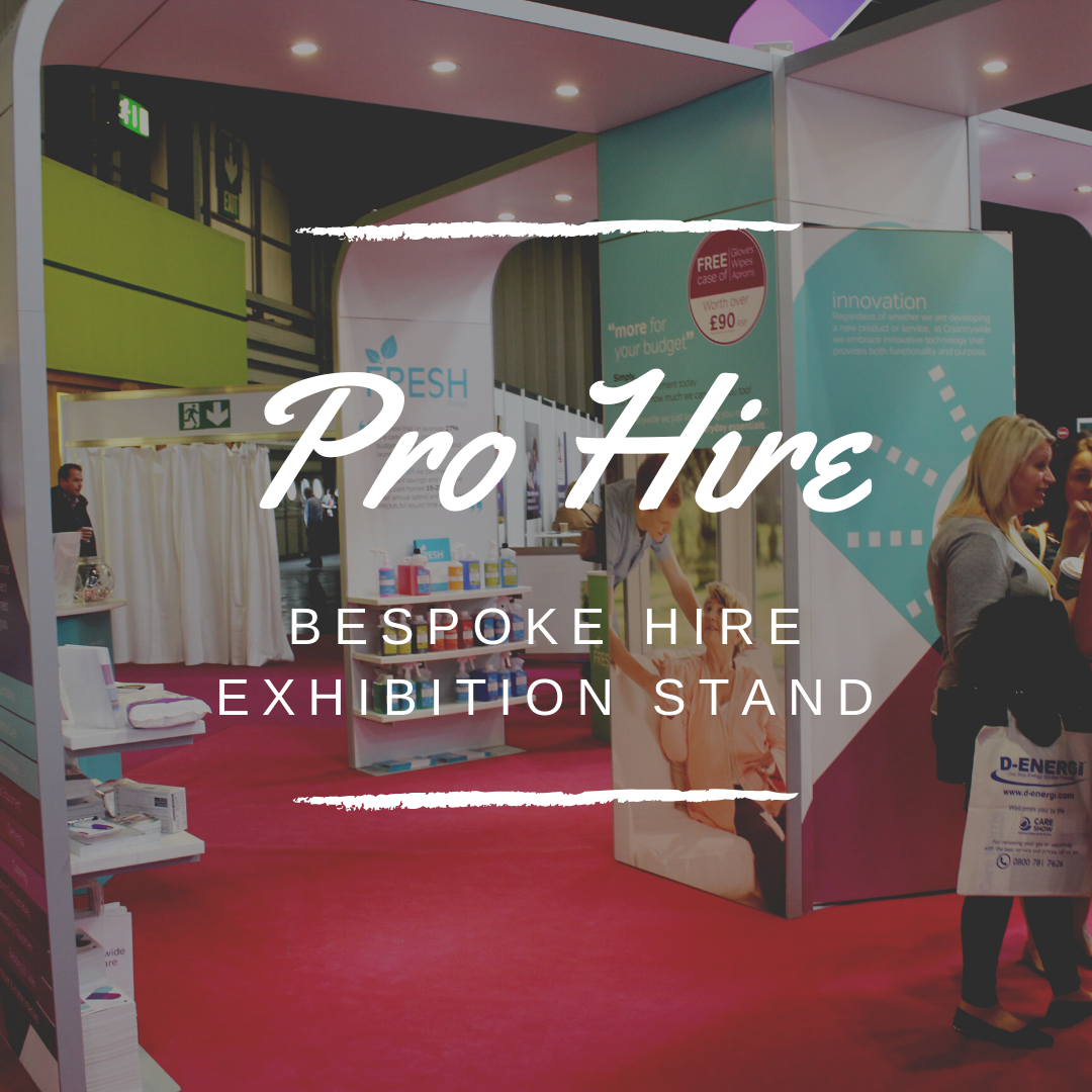 Pro Hire Exhibition Stands